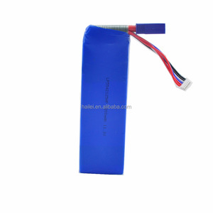 high quality flat lithium polymer battery lipo4 battery lipo 3.7v 2200mah rechargeable