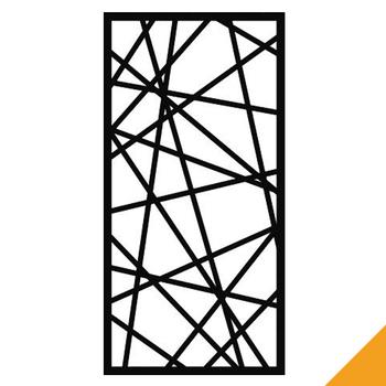 Factory Oem Decorative Laser Cutting Metal Screen Doors And Frames Mesh