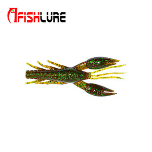 Soft plastic fish lure mold 90mm 10g Plastic Fishing Bait Factory OEM  Available
