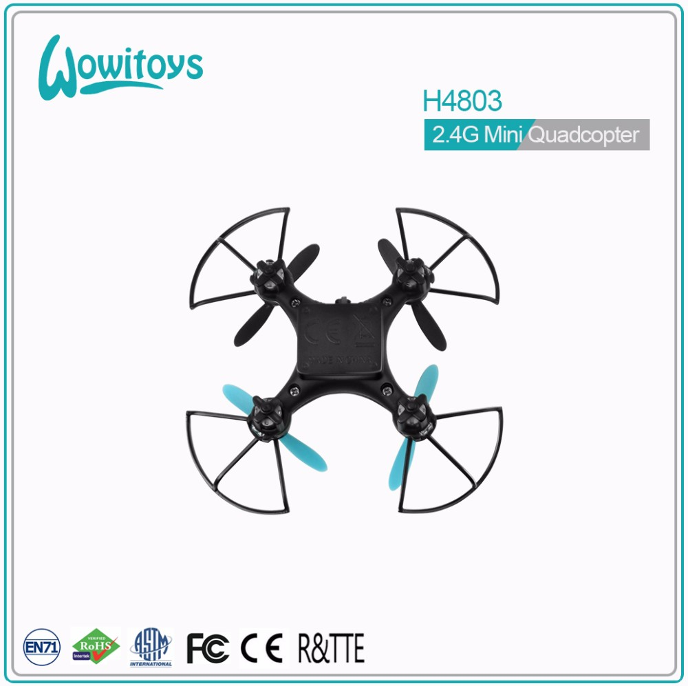 Unique design RC Mini quadcopter 2.4G Mini drone with HD camera