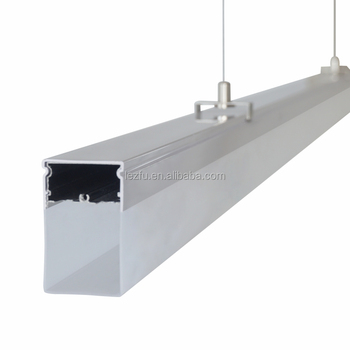 Led linear pendant light skd parts aluminum profile and pc housing led linear pendant light skd parts aluminum profile and pc housing with hanging rope made in aloadofball Image collections
