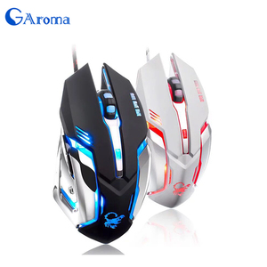 Custom computer accessories 6D gaming wired optical mouse