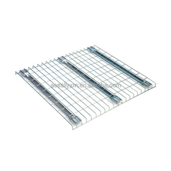 China supplier steel stainless welded wire mesh deck