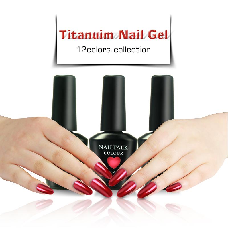 Rosynails sale barato pulimento del gel metálico espejo uñas nail ...