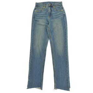 Wholesale Women Straight Jeans Pants