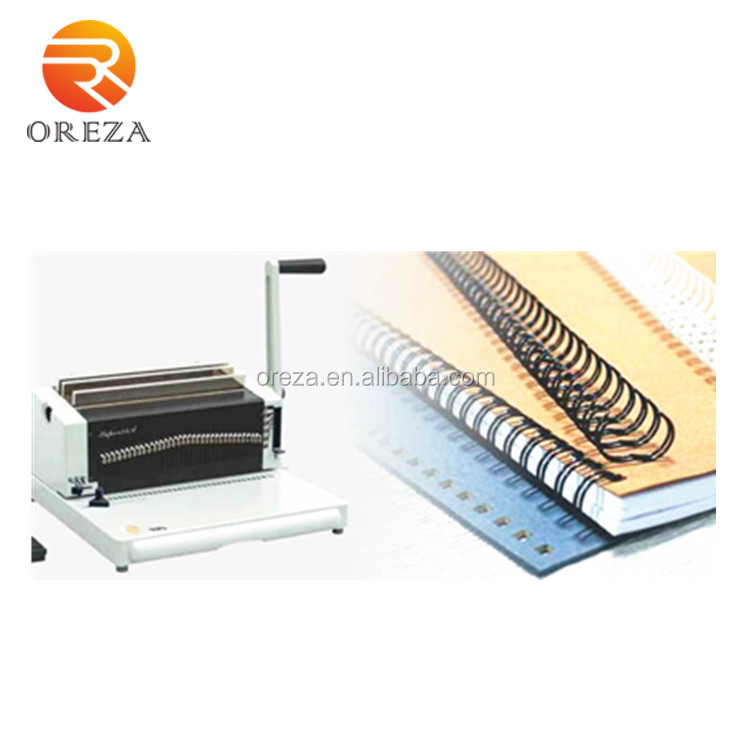 For Notebook Nylon-Coating Double Wire Binding Supplies