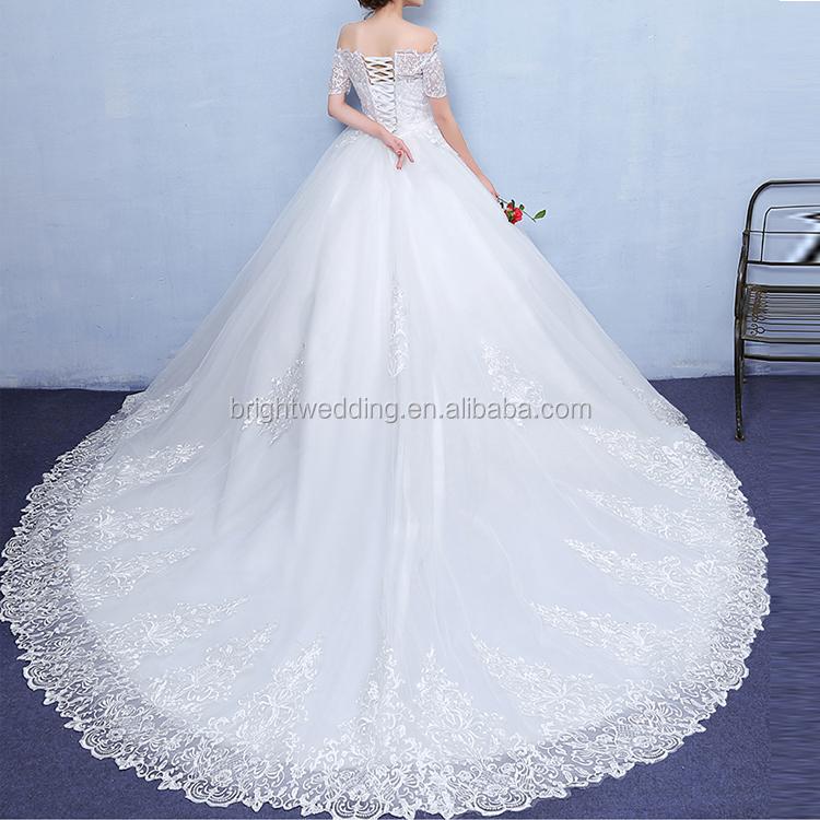 Venta al por mayor vestido de novia en malasia-Compre online los ...