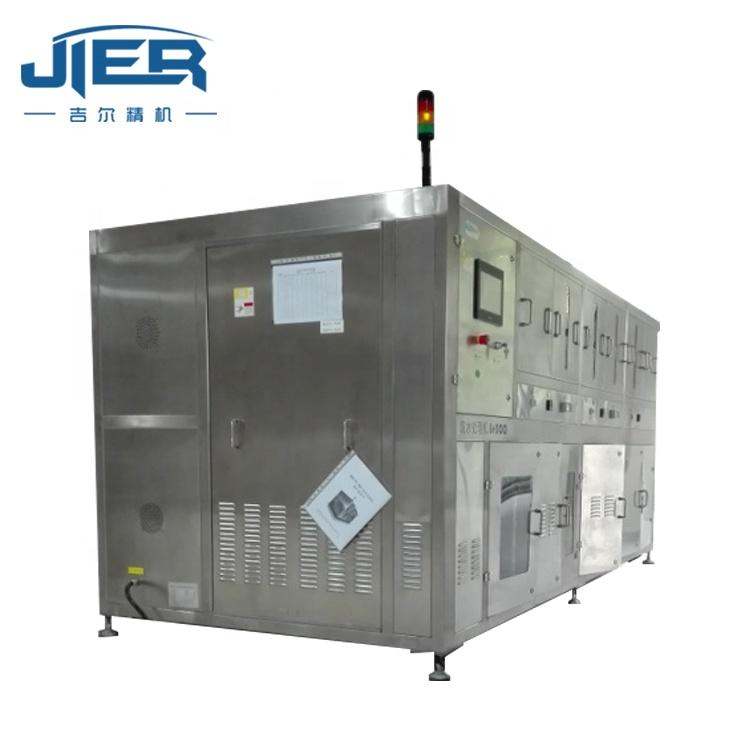 DTRO गडढे Leachate उपचार उपकरण DTRO झिल्ली DTRO मलजल उपचार उपकरण