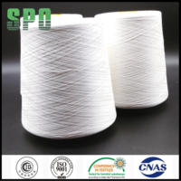 120nm/2 silk viscose blended yarn with best price