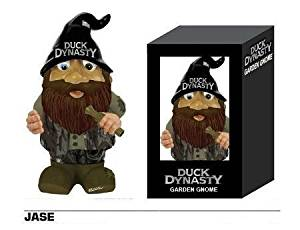 Duck Dynasty Jase Robertson Garden Gnome Licensed Figure A&E Duck Commander supplier_id_silicadesiccants >efns20181403427051