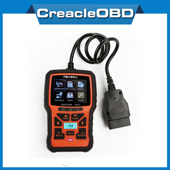 2017 Obd2 Auto Scanner Foxwell Nt301 Obd Automotive Diagnostic Tool Engine  Scanner Fault Code Reader - Buy Foxwell Nt301,V,Nt301 Obd2 Product on