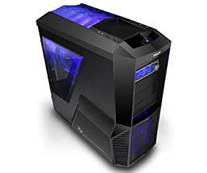 Zalman High Performance ATX Mid Tower Case - Black Z11