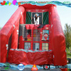 customized new challenge base cliff jump off inflatable game