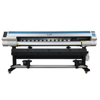 Wide format printer machine inkjet 1.8m eco solvent printer