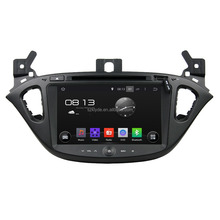 Car Radio for Opel Corsa 2015-2016 Optional Parrot Bluetooth