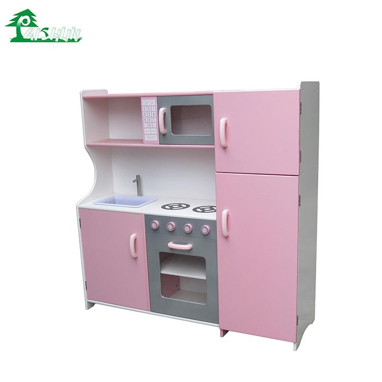 Baby Happy Girl Pink Play Mini Wooden Kids Kitchen Set Toy - Buy Wooden  Play Kitchen,Kitchen Wooden Toy,Happy Kitchen Toys Product on Alibaba.com