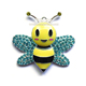 Hot Cute Chunky Bee Newest Wholesale Fashion Lovely Aquamarine Crystal Rhinestone Charm Cute Pendant