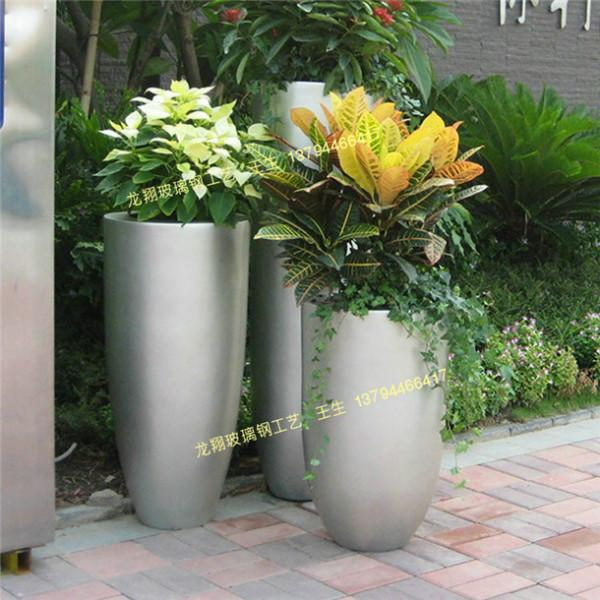 FRP planter / Fiber glass planters / FRP flower pot