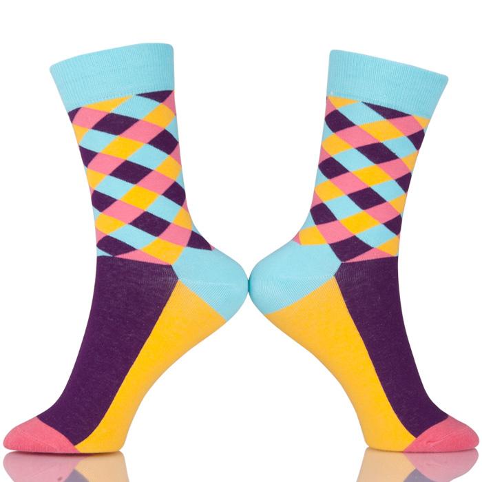 Women's Socks Japanese Cotton Colorful Cartoon Cute Funny Socks For Girl