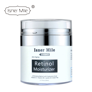 Private Label OEM or ODM Deep moisturizer strong anti wrinkle of retinol face cream