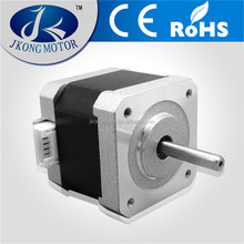 2 phase NEMA17 stepper motor torque with 2.2kg.cm,4.2kg.5.5kg.cm REPRAP 3D PRINTER MOTOR