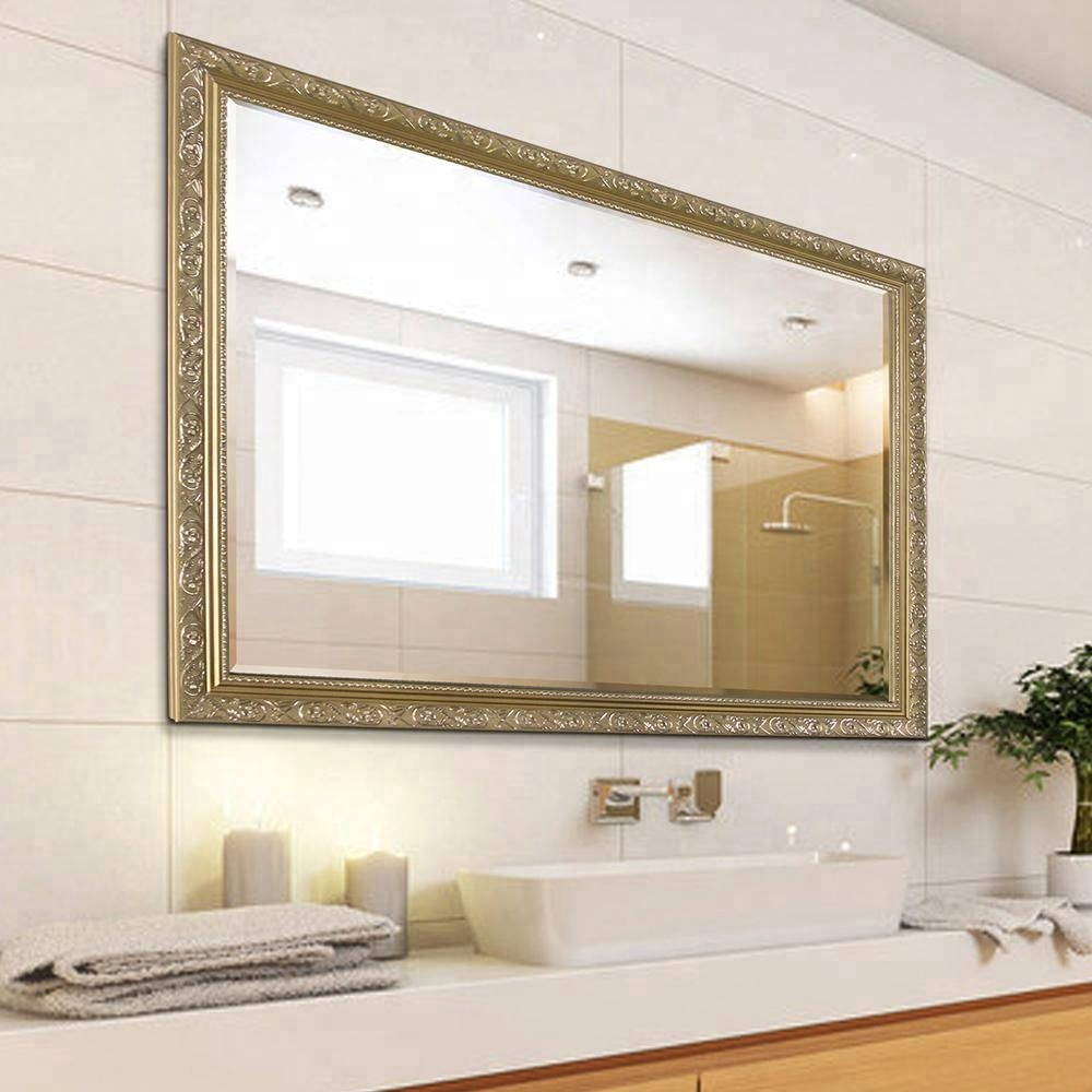 Large Framed Bathroom Mirrors, Large Framed Bathroom Mirrors ...