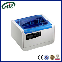 Dental supplies ultrasonic injector cleaner/ultrasonic glasses cleaner