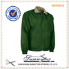 Factory custom Fashionable man bomber fleece reversible jacket