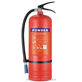 High Quality 5kg Dcp Dry Powder Fire Extinguisher Safety Kitchen ...