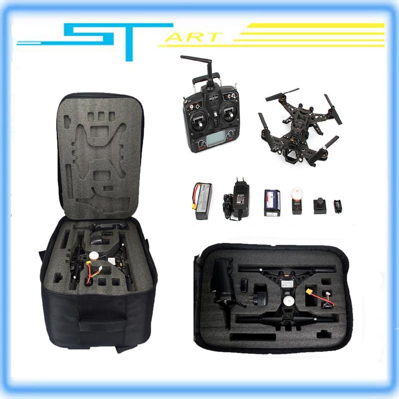 Walkera Runner 250 RTF FPV Quadcopter Basic 3 With Carrying Bag /OSD Goggle 2 /DEVO 7 Racer Modular HD Camera Racing PK QAV 250