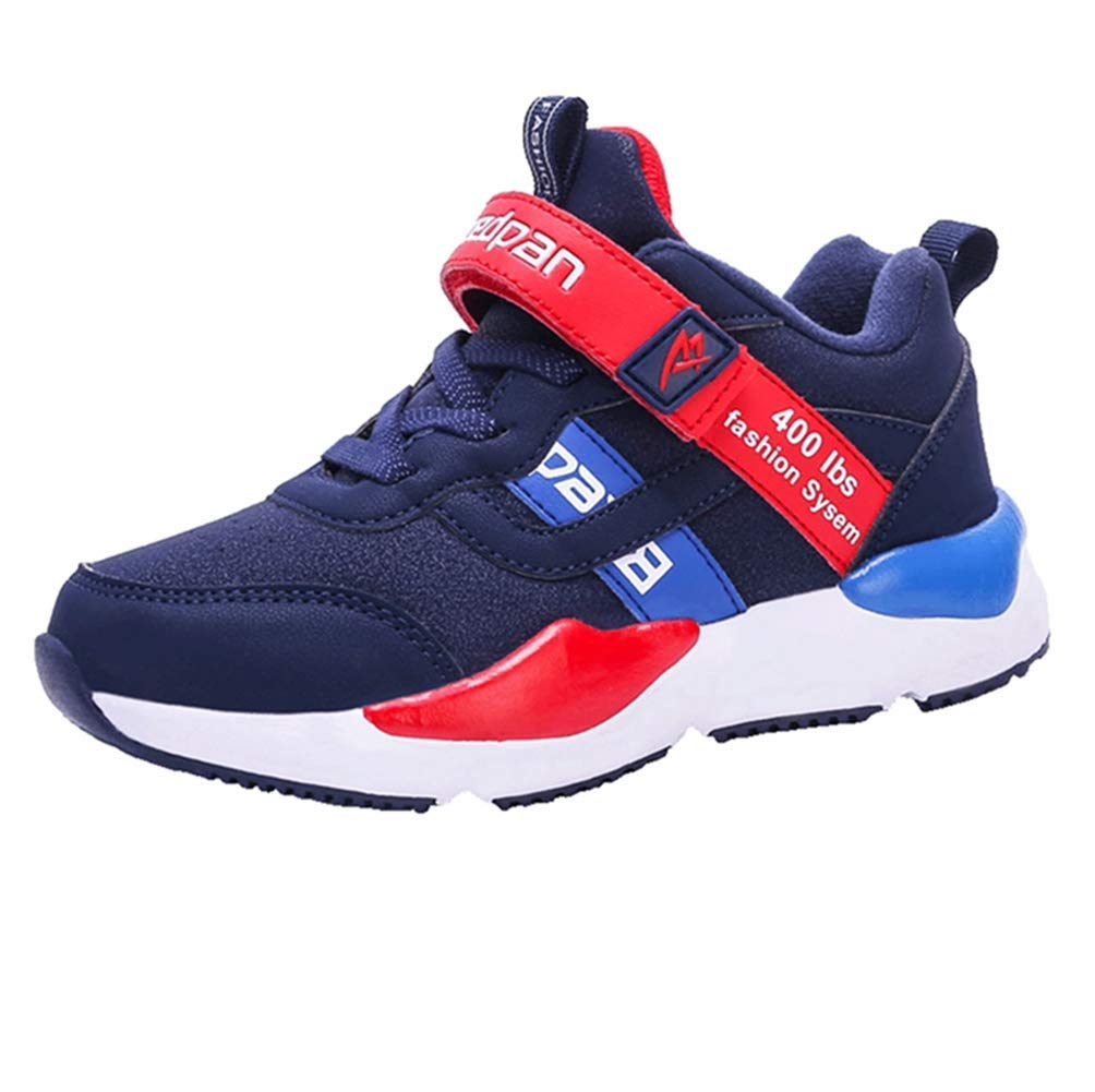 73fd285df02 Get Quotations · LGXH Breathable Kids Running Shoes Non-Slip Youth Boys  Girls Casual Sports Walking Athletics Sneakers
