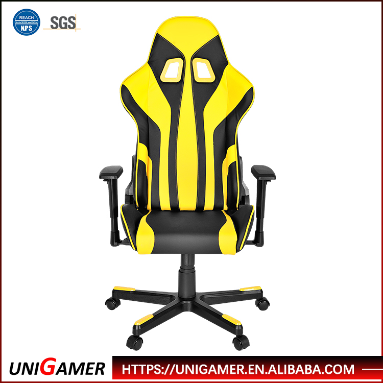 2017 New Arrival adjustable office gaming chairs arms structure