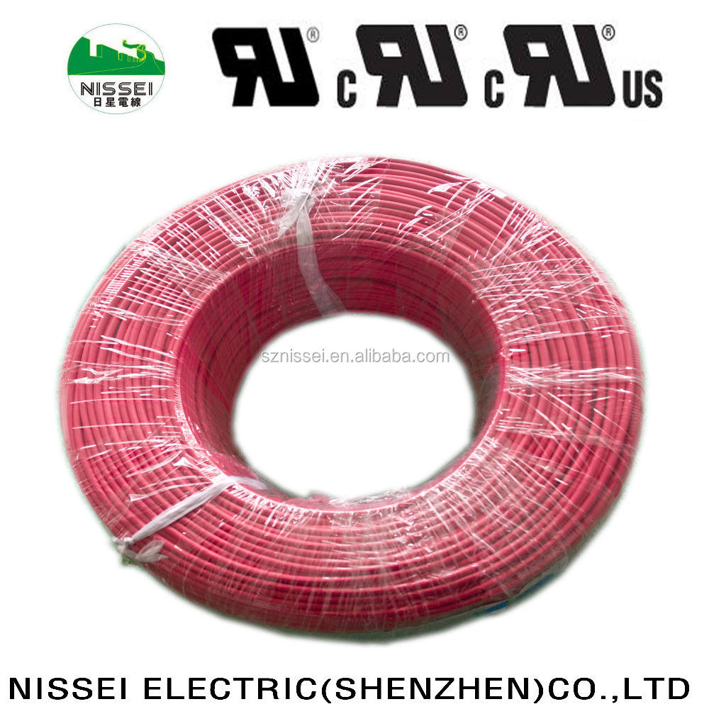 UL3239 SILICONE RUBBER INSULATED HIGH VOLTAGE MOTOR LEAD CABLE