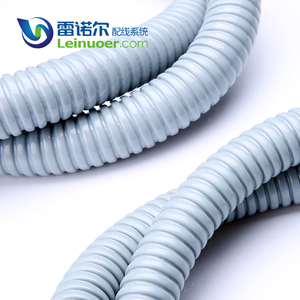China Manufacturer Cheap Price P4 Double Locked Corrugated PVC Coated Flexible Conduit