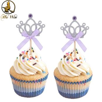 Bayi Perempuan Kartun Putri Ratu Crown Dan Ikatan Simpul Kue Ulang Tahun Topper Buy Bayi Perempuan Cupcake Topperskartun Putri Ratu Crown Kue