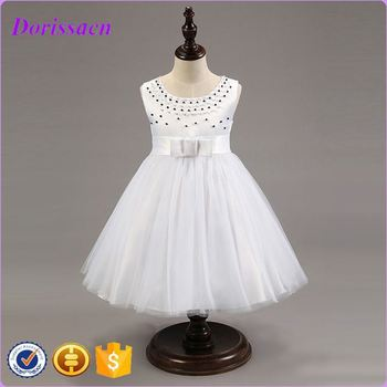 Beautiful Designer Evening 2016 Infant Children Lace Dress Patterns ...