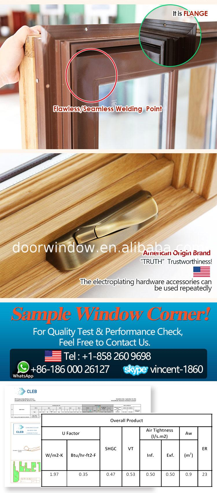 Factory hot sale solid wood windows window grill design