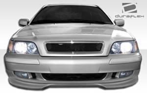 2001-2004 Volvo S40 Duraflex MS-R Front Lip Under Spoiler Air Dam - 1 Piece (Clearance)
