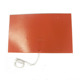 300x300 silicone rubber heater 220v flexible thermoelectric via CE