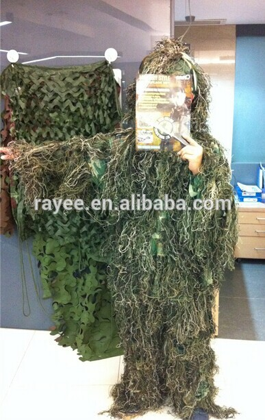 Snow White Camouflage Netting 210d With Mesh 5x5cm Or 10x10cm ...