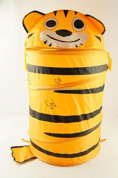 Cheap Animal Shape Collapsible Laundry Hamper For Children