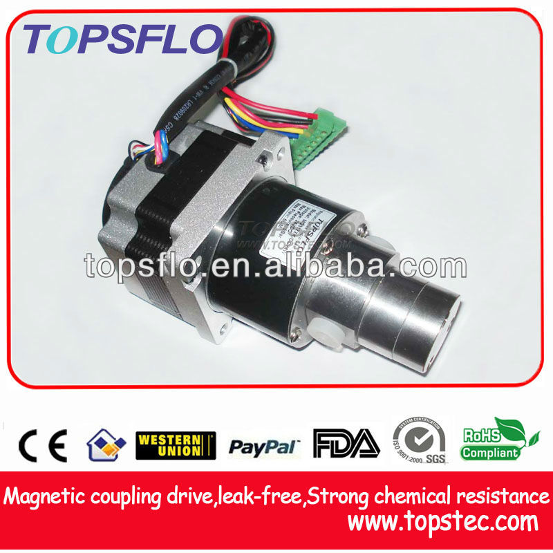 Magnetic Drive Micro Gear Oil Pump