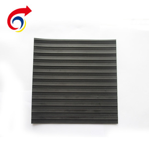 Custom rubber mats insulating thick rubber ring mats