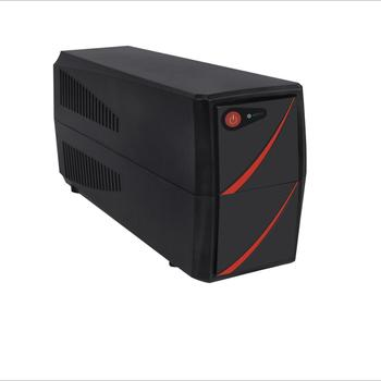 650 VA Offline UPS Price 12VDC 220VAC For Computer Small UPS LED Display with AVR