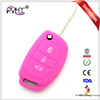 Silicone car key cover case for Hyundai Mistra IX35 25 car styling key fob protection cover