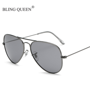 Classic product mirror lens stainless steel frame china wholesale polarized sunglasses