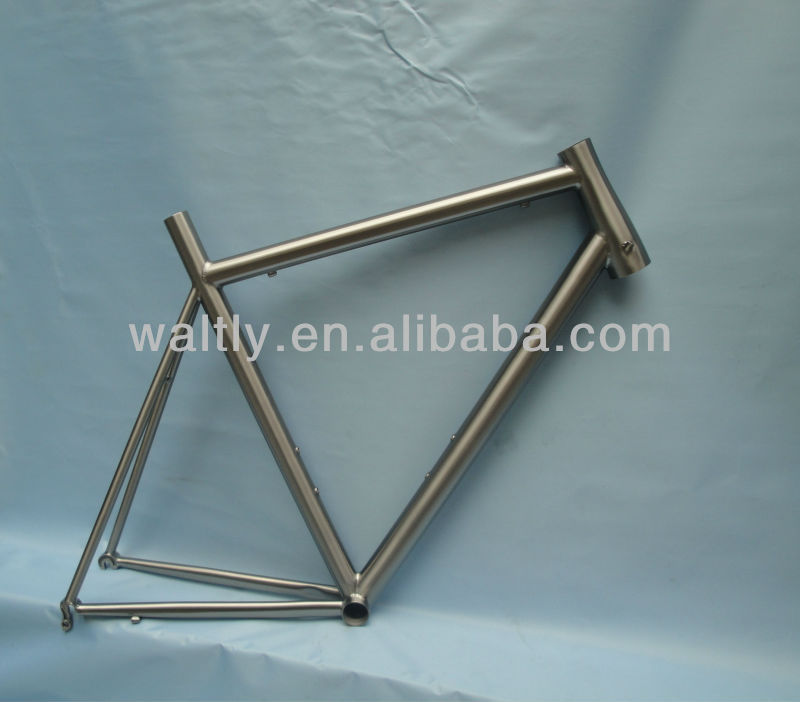 700C titanium frame WTL-S043 Titanium bicycle parts