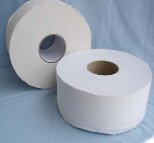 China supplier recycled jumbo roll toilet paper
