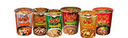 "instant noodles TOM YUM KUNG good tast high quality various flavour ""Mama"""