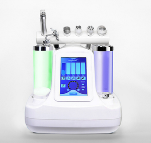 2019 Water facial Dermabrasion machine microdermabrasion +cold hammer Skin Scrubber beauty device